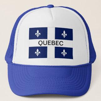 Quebec Province Flag Ball Cap