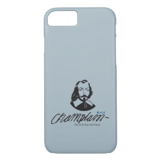 Quebec Samuel Champlain 1608 Father News-France iPhone 8/7 Case