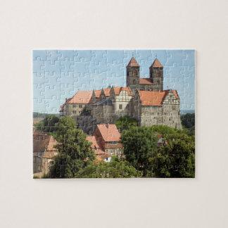 Quedlinburg Castle Puzzles