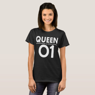 Queen 01 Happy Fathers Day T-Shirt