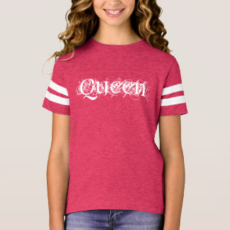Queen │ Adorable Foot ball T-shirt