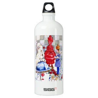 Queen Alice, the Red Queen and The White Queen SIGG Traveller 1.0L Water Bottle
