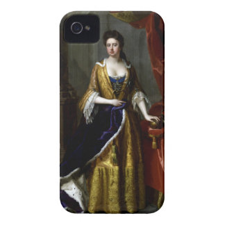 Queen Anne of Great Britain and Ireland iPhone 4 Case-Mate Case