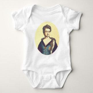 Queen Anne portrait Baby Bodysuit