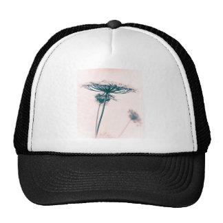 Queen Anne's Lace Flower Trucker Hat