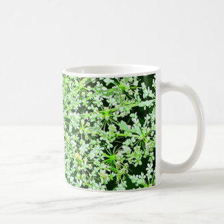 Queen Annes Lace Mugs