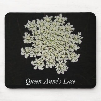 Queen Anne's Lace products Mouse Pad