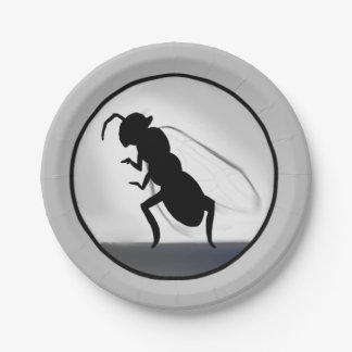 Queen Ant Paper Plate