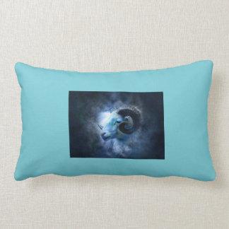 Queen Aries Cotton Pillow
