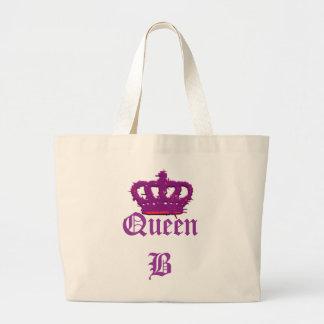 Queen B Jumbo Tote Jumbo Tote Bag