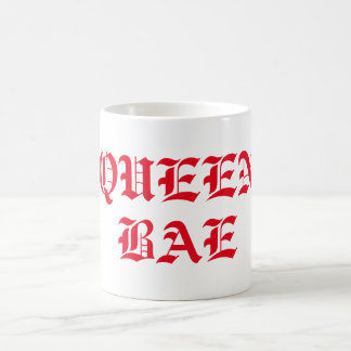 QUEEN BAE COFFEE MUG