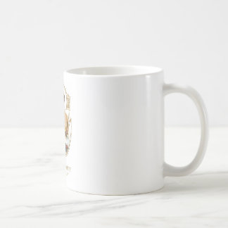 Queen Beauty toilet soap Basic White Mug