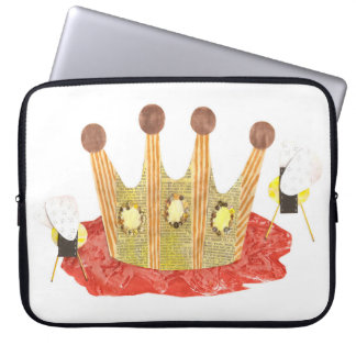 Queen Bee 15 Inch Laptop Sleeve