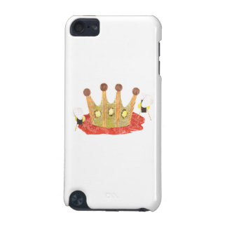 Queen Bee 5th Generation I-Pod Touch Case