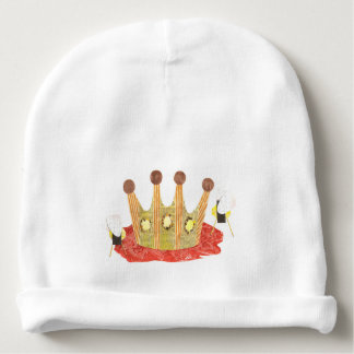 Queen Bee Baby Hat Baby Beanie