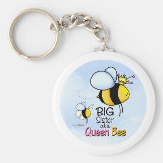 Queen Bee - Big Sister keychain