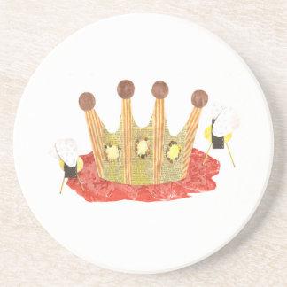 Queen Bee Coaster