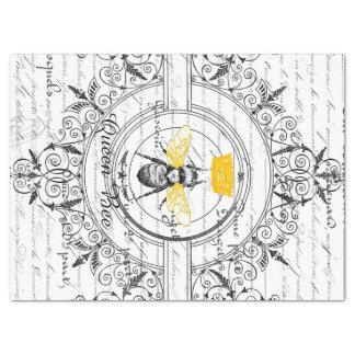 Queen Bee Decoupage Tissue Paper
