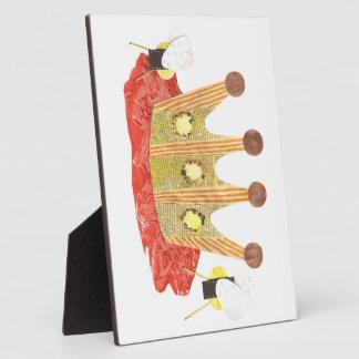 Queen Bee Easel Plaque
