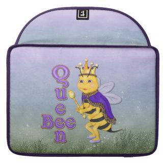 Queen Bee Garden Sleeves For MacBooks