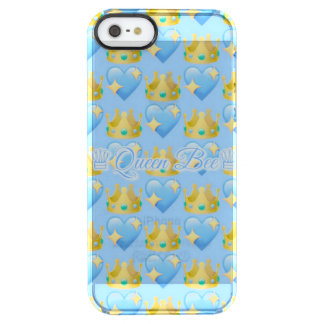 Queen Bee iPhone SE/5/5s Clearly™ Deflector Case