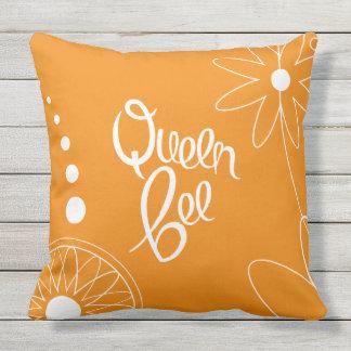 Queen Bee - Outdoor Pillow
