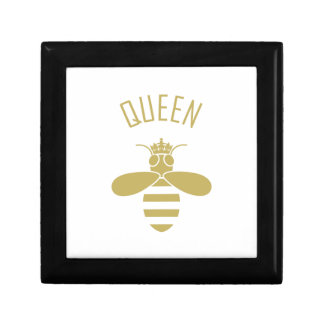 Queen Bee Small Square Gift Box