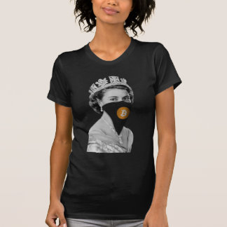 Queen Bitcoin Bandit T-Shirt