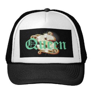 Queen Bling Money Symbol Trucker Hat