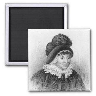 Queen Charlotte, c.1818 Fridge Magnets