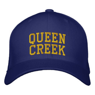 Queen Creek Bulldogs Embroidered Hat