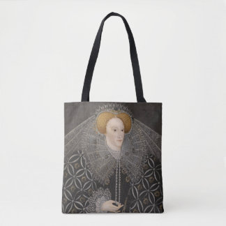 Queen Elizabeth 1st Black Dress - TOTE