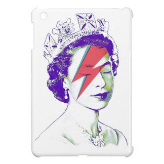 Queen Elizabeth | Aladdin Sane iPad Mini Cover