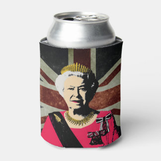 Queen Elizabeth can holder