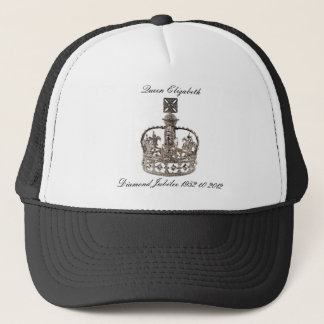 Queen Elizabeth Diamond Jubilee Hat