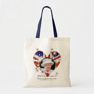 Queen Elizabeth Diamond Jubilee UK flag