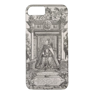 Queen Elizabeth I (1533-1603) as Patron of Geograp iPhone 8/7 Case