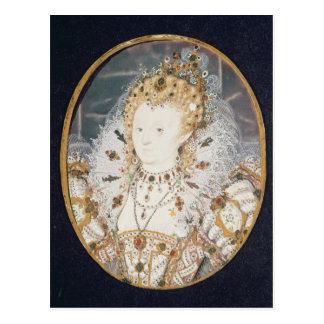 Queen Elizabeth I, c.1595-1600 Postcard