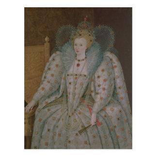 Queen Elizabeth I of England and Ireland Postcard