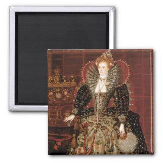 Queen Elizabeth I of England Magnet