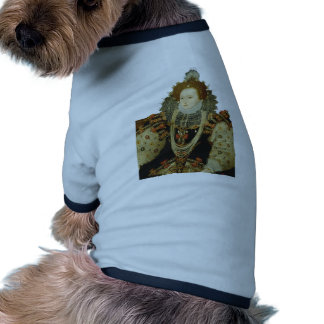 Queen Elizabeth I Pet Tee Shirt