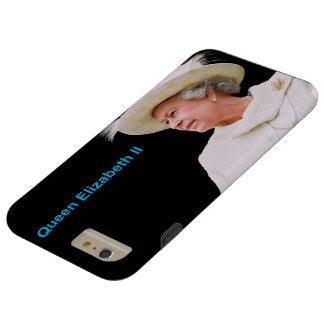 Queen Elizabeth II image iPhone-6-6s-Plus-Tough Tough iPhone 6 Plus Case