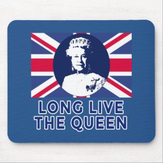 Queen Elizabeth II Long Live the Queen Mouse Pad