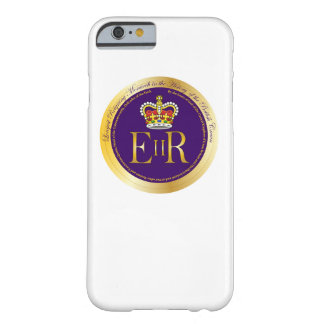 Queen Elizabeth Longest Reign Medal Barely There iPhone 6 Case