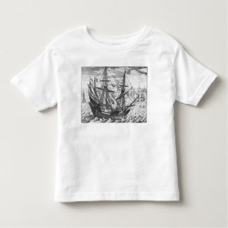 Queen Elizabeth's Galleon T-shirt
