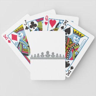 Queen-Fabiola's-Tiara Bicycle Playing Cards