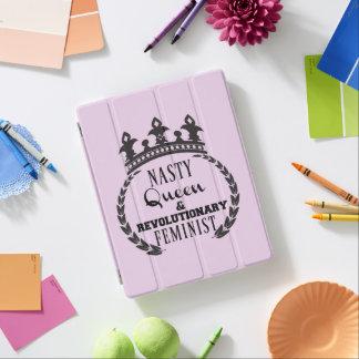 Queen Feminist iPad Cover