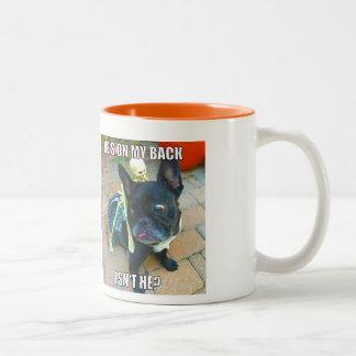 Queen FiFi Halloween Mug