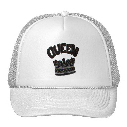 queen.glowrainbow hat