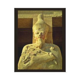 Queen Hatshepsut Canvas Print